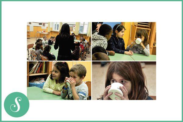 Smell Atelier olfatto nelle scuole